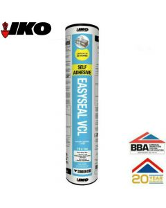IKO Easyseal Self Adhesive Vapour Control Layer: 15m x 1m