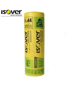 Isover Loft Roll Insulation: 100mm