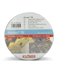 Klober Permo TR Self Adhesive Tape: 60mm x 25m