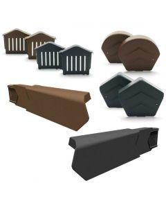 Manthorpe SmartVerge Dry Verge Complete Kit