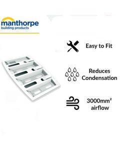 Manthorpe G630 Felt Lap Vent