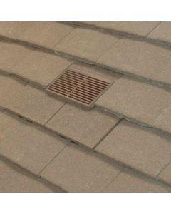 Manthorpe Granulated Plain Tile Vent (GTV-PT-GRAN)