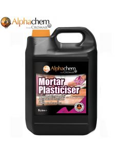 Cromar Alpha Chem Mortar Plasticiser: 5ltr