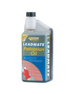 Leadmate patination oil