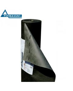 Permavent BLACK: 50m x 1m
