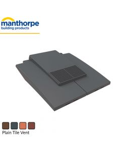 Manthorpe Plain Tile Vent (GTV-PT)