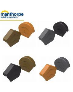 Manthorpe SmartVerge Universal Ridge End Cap
