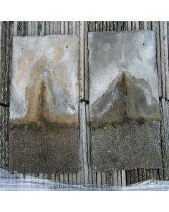 "Reclaimed Hardrow Concrete Roof Tiles 18"" x 12"""