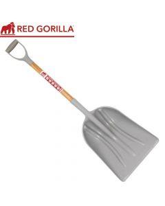 Red Gorilla Snow Shovel