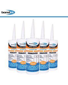 Bond It De-Bond Mate Silicone Sealant Seal Remover