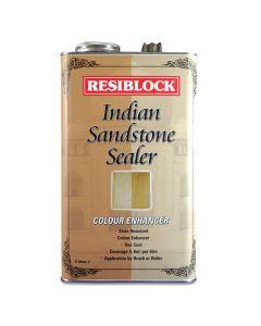 Resiblock Indian Sandstone Patio Sealer