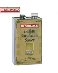 Indian sandstone sealer - invisible by Resiblock