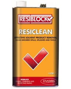 Resiblock Resiclean: 5ltr