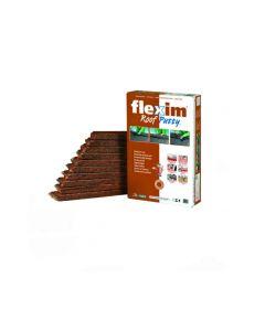 Flexim Roof Putty: Dark Brown