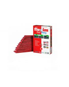 Flexim Roof Putty: Red