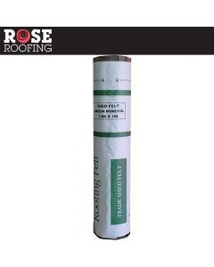 Rose Roofing Green Standard Shed Felt