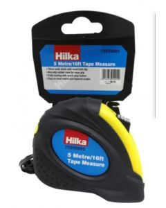 Hilka Tape Measure: 5m