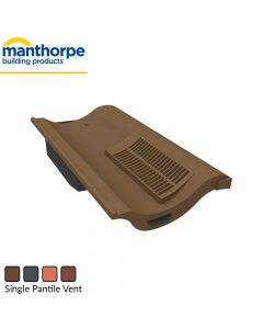 Manthorpe Single Pantile Tile Vent (GTV-SP)