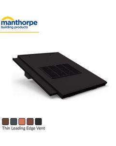 Manthorpe Thin Leading Edge Tile Vent (GTV-TE)