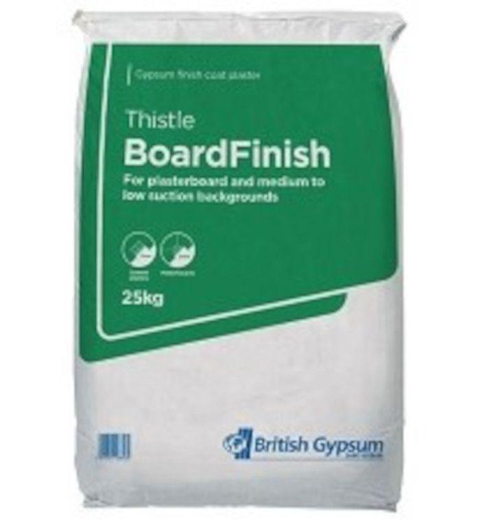 Thistle BoardFinish Plaster 25Kg
