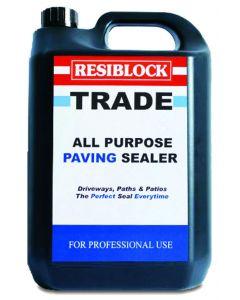 All-Purpose Paving Sealer 5L - Resiblock