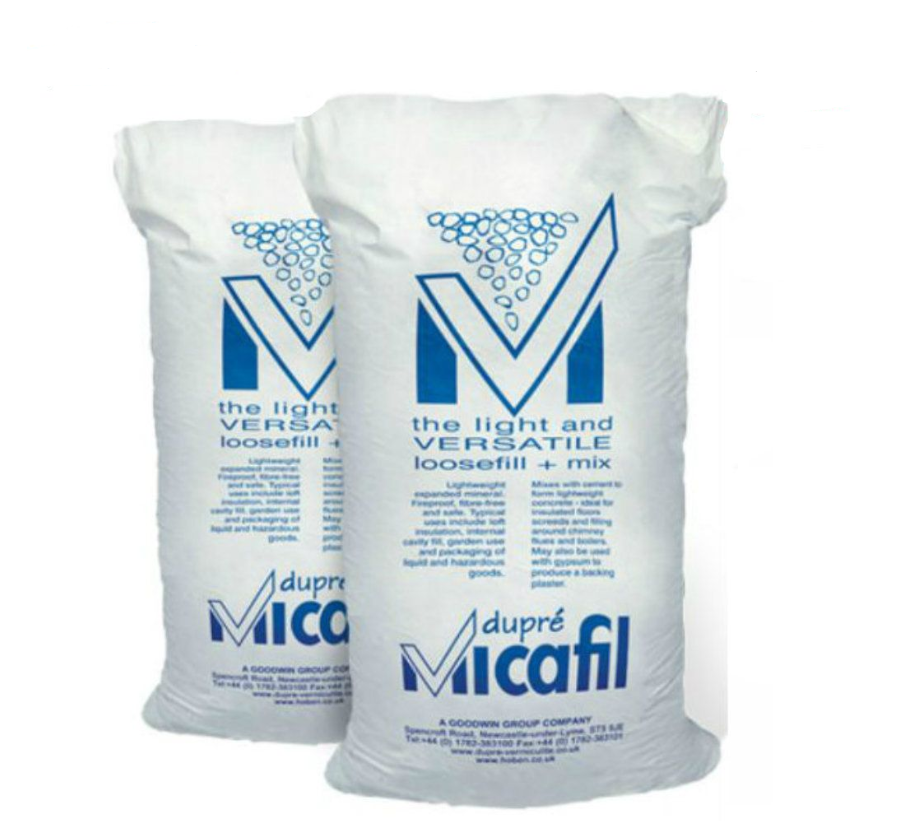 Micafil Vermiculite Loose Fill Insulation (100ltr)