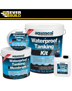 waterproof tanking kit
