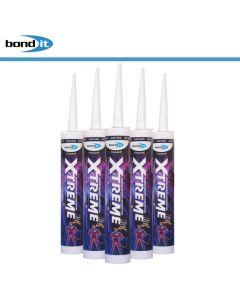 Bond It Xtreme Anti Mould &Fungal Silicone Sealant