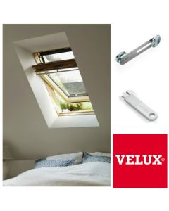 Z0Z 010K S011 VELUX Opening Restrictor with Key for Centre-Pivot Windows