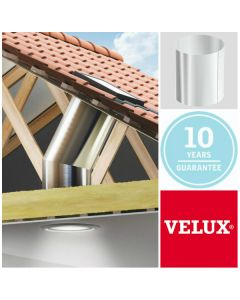 ZTR 0K10 0062 VELUX Extension Section for 10'' Rigid Sun Tunnel (600mm)