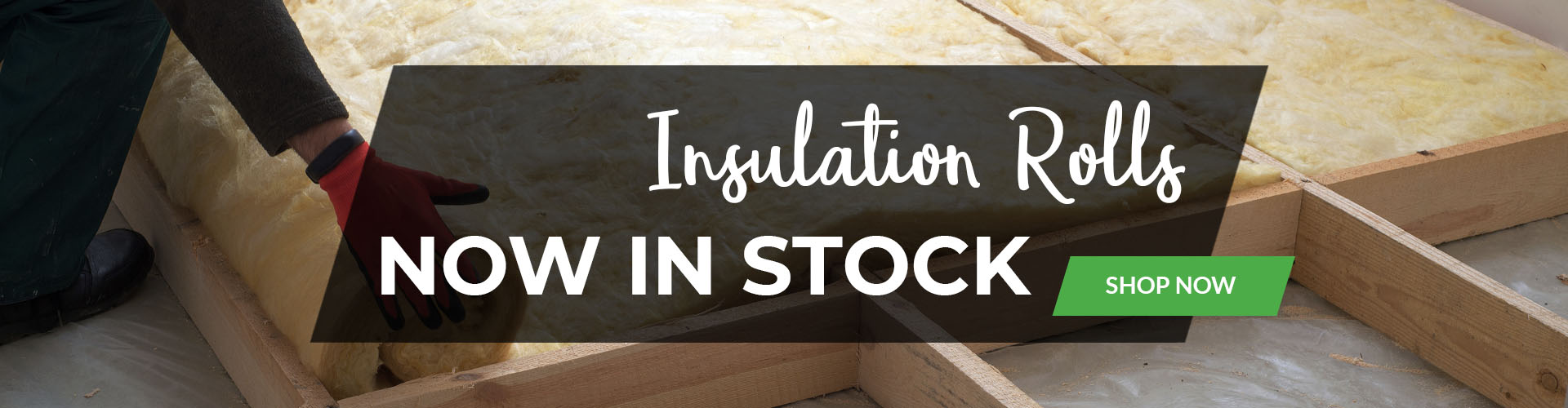 Insulation Rolls